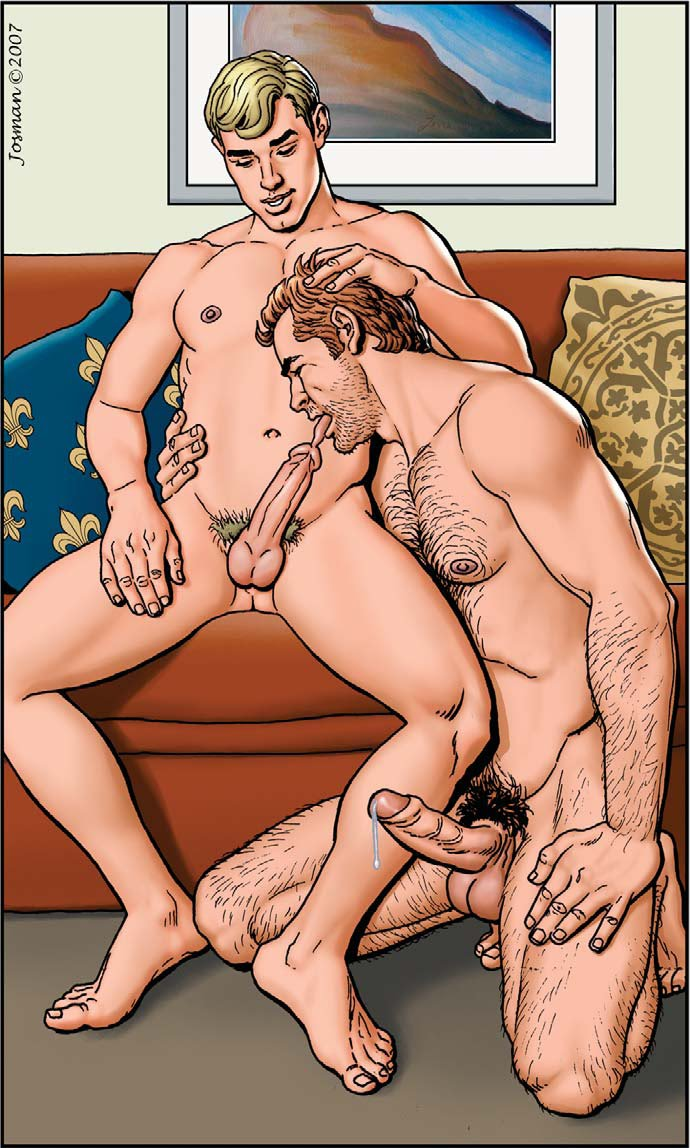 Gay Erotic Art Spain